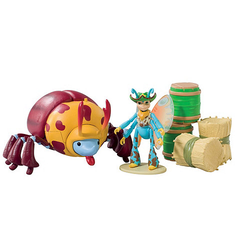 Tree Fu Tom - Ariela and Teabiscuit Rodeo Playset