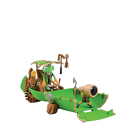 Tree Fu Tom - Zigzoo+s Wagon Playset