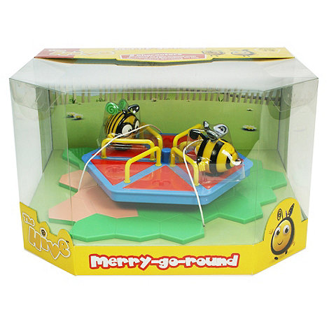 Mookie - Hive Merry Go Round Playground Set