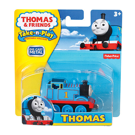 Thomas & Friends - Take-N-Play Thomas