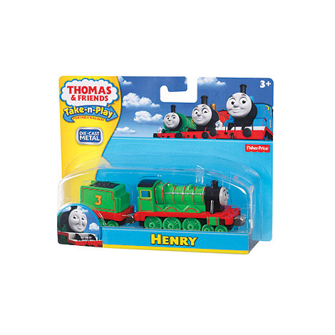 Thomas & Friends - Take-N-Play Henry