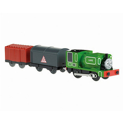 Thomas & Friends - TRACKMASTER New Friends & Great Moments Luke