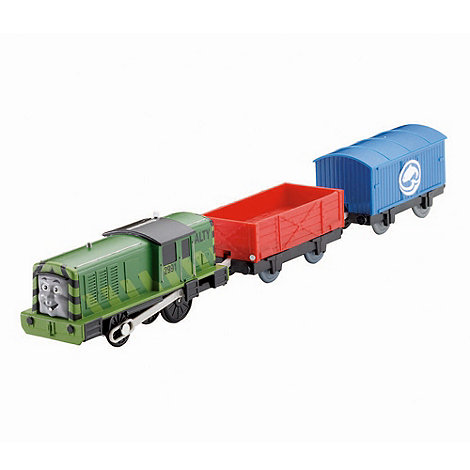 Thomas & Friends - TRACKMASTER New Friends & Great Moments Green Salty