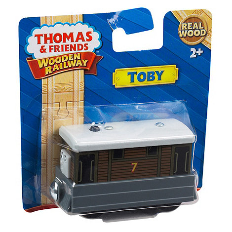 Thomas & Friends - Wooden Railway Toby