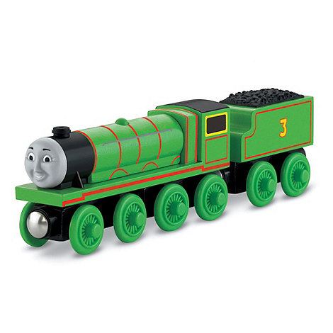 Thomas & Friends - Wooden Railway Henry