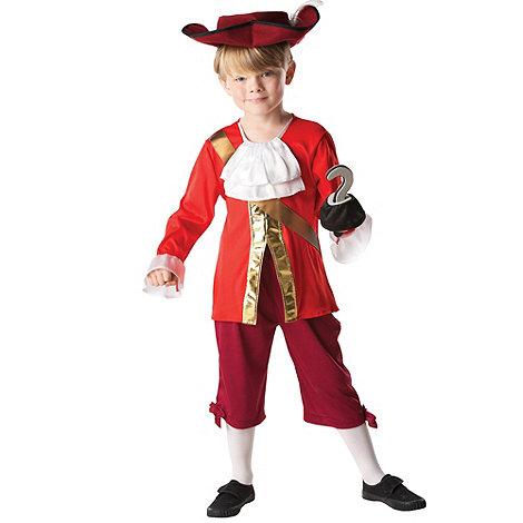 Jake & The Neverland Pirates - Hook costume -Small