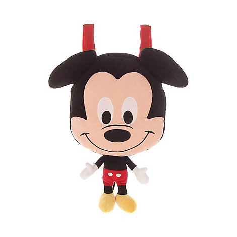 Mickey Mouse Clubhouse - Disney Mickey Mouse Plush Backpack