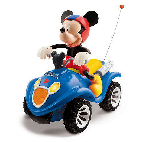 Mickey Mouse Clubhouse - Remote Control Mickey Quad Bike