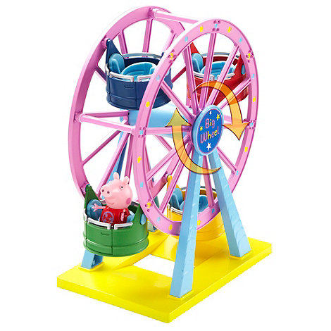 Peppa Pig - Ferris Wheel with Peppa