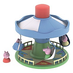Peppa Pig - Fairground Ride Game