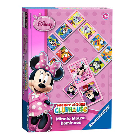 Mickey Mouse Clubhouse - Ravensburger dominoes game
