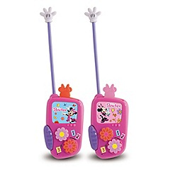 Minnie Mouse Bow-Tique - Walkie Talkie