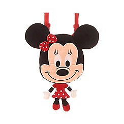 Minnie Mouse - Disney Plush Backpack