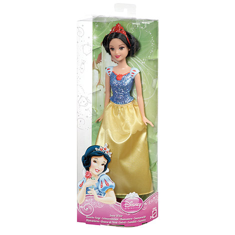 Disney Princess - Sparkling Princess Snow White Doll