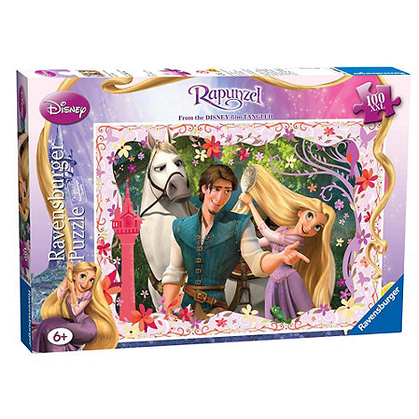 Disney Princess - Rapunzel 100 piece jigsaw