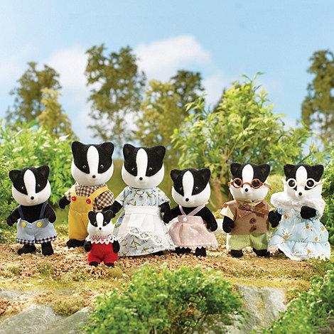 Sylvanian Families - Celebration Badger Family