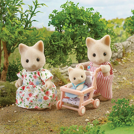 Sylvanian Families - The Devons+ New Arrival