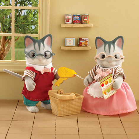 Sylvanian Families - Village Store Owners