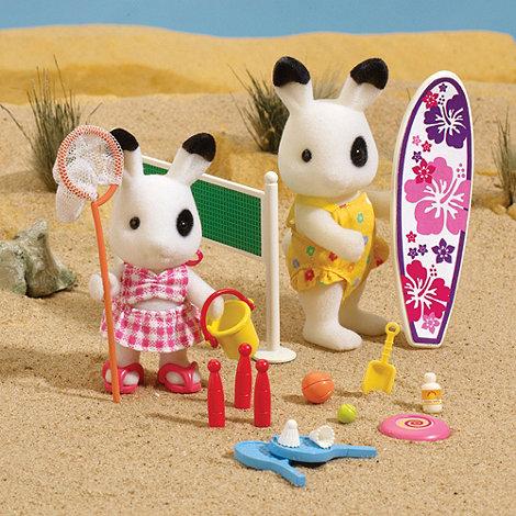 Sylvanian Families - Beach Fun and Games