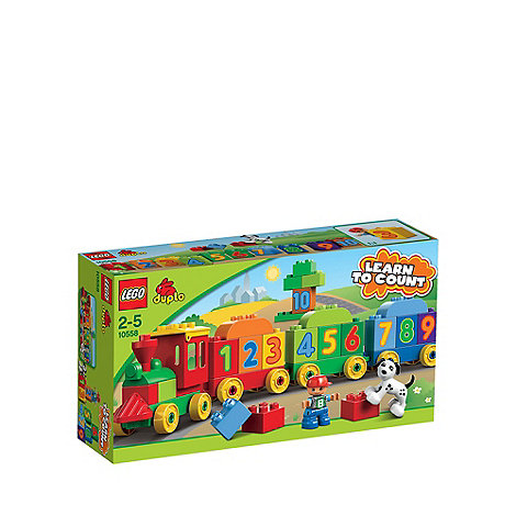 LEGO - Number Train - 10558