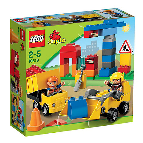 LEGO - My First Construction Site - 10518