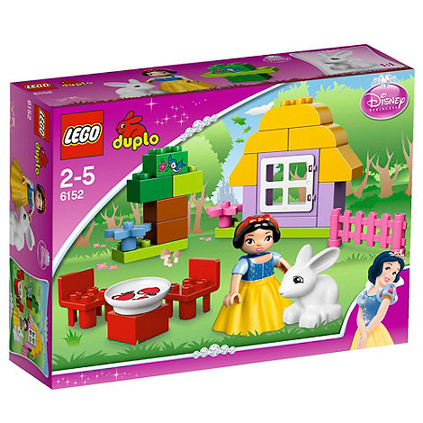 LEGO - Snow White+s Cottage - 6152