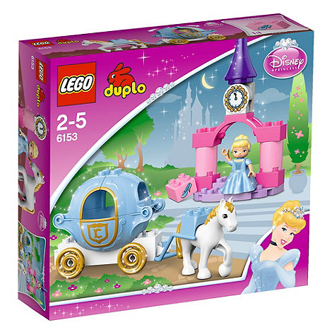 LEGO - Cinderella+s Carriage - 6153