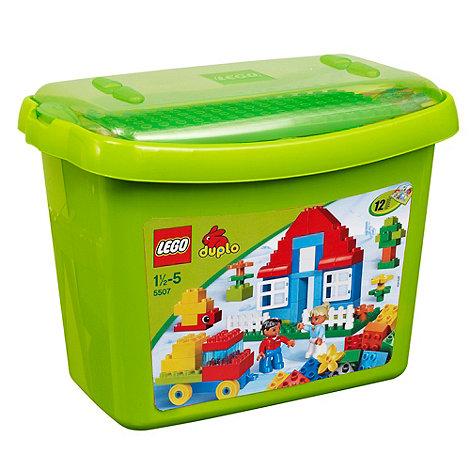 LEGO - DUPLO Deluxe Brick Box - 5507