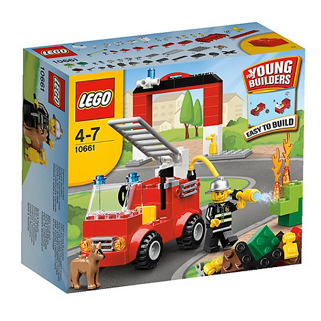 LEGO - My First Fire Station - 10661