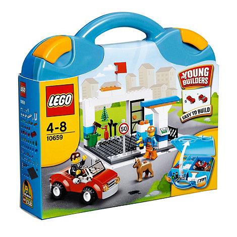 LEGO - Blue Suitcase - 10659