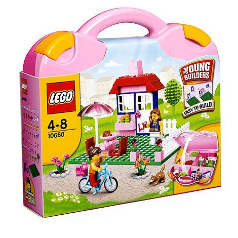 LEGO - Pink Suitcase - 10660