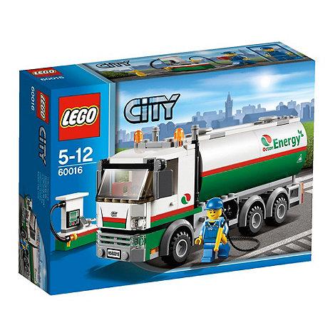 LEGO - Tanker Truck - 60016