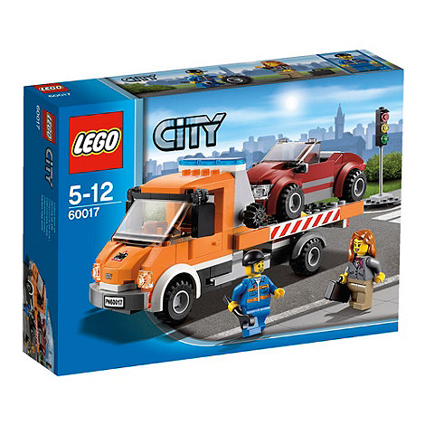 LEGO - Flatbed Truck - 60017