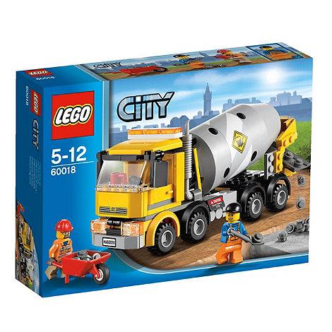 LEGO - Cement Mixer - 60018