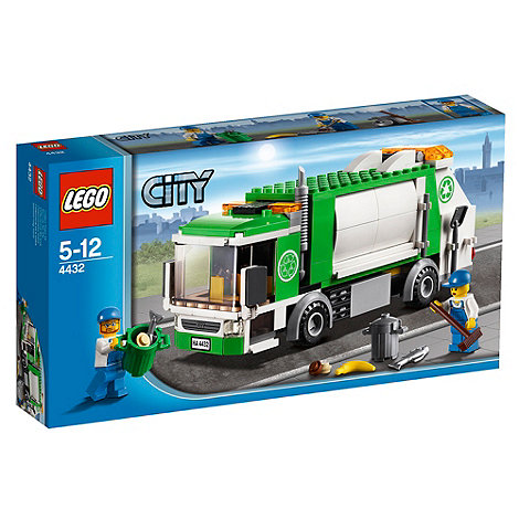 LEGO - Garbage Truck - 4432
