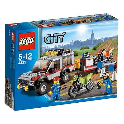 LEGO - Dirt Bike Transporter - 4433