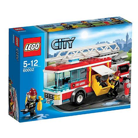 LEGO - Fire Truck - 60002
