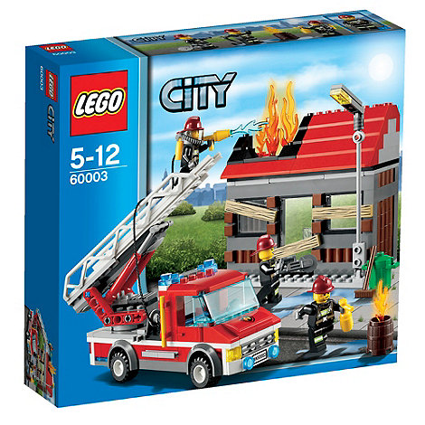 LEGO - Fire Emergency - 60003