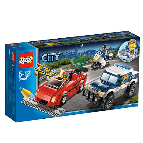 LEGO - High Speed Chase - 60007