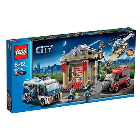 LEGO - Museum Break-in - 60008