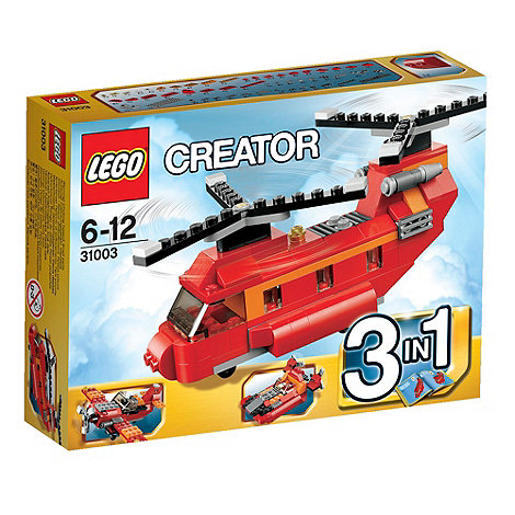 LEGO - Red Rotors - 31003