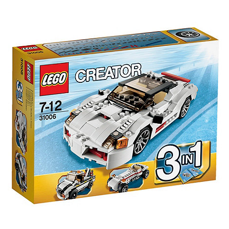 LEGO - Highway Speedster - 31006