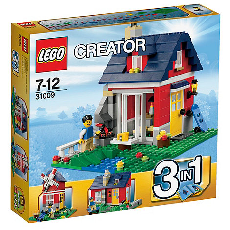 LEGO - Small Cottage - 31009