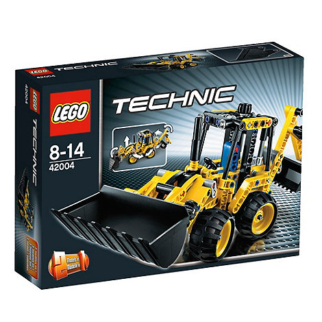 LEGO - Mini Backhoe Loader - 42004