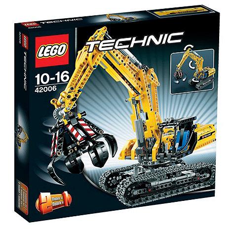 LEGO - Excavator - 42006