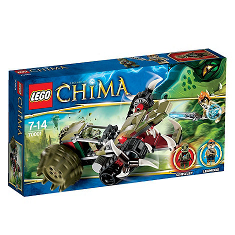 LEGO - Legends of Chima Crawley+s Claw Ripper - 70001