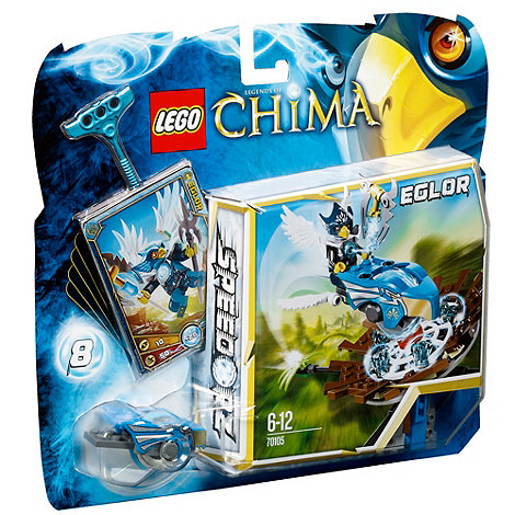 LEGO - Legends of Chima Nest Dive - 70105