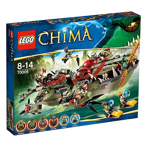 LEGO - Legends of Chima Cragger+s Command Ship - 70006