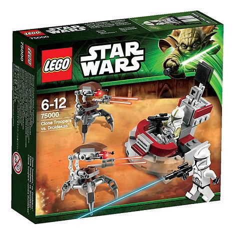 LEGO - Star Wars Clone Troopers vs. Droidekas - 75000
