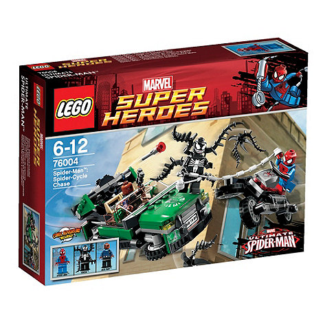 LEGO - Spider-Man: Spider-Cycle Chase - 76004